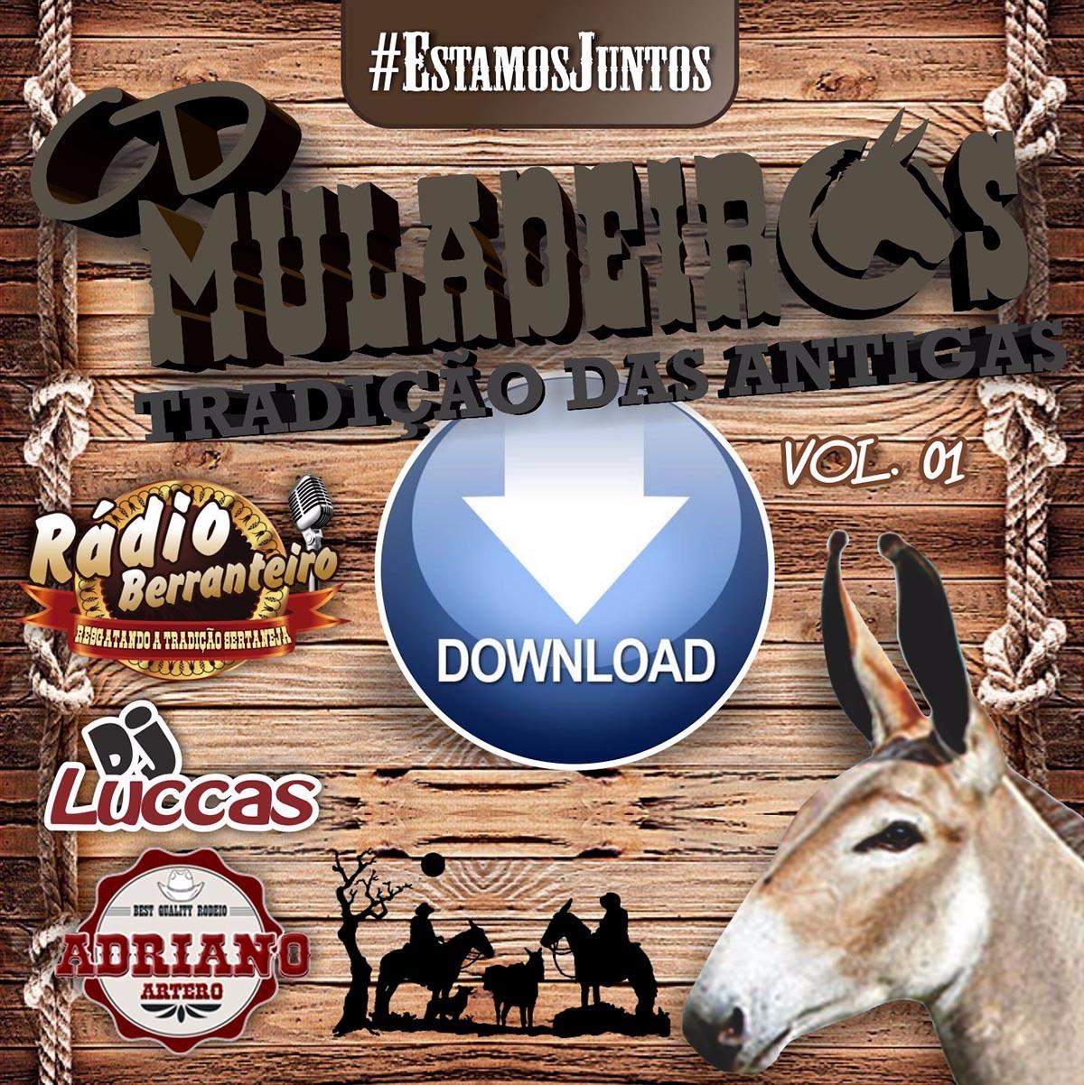 BAIXE CD MULADEIROS