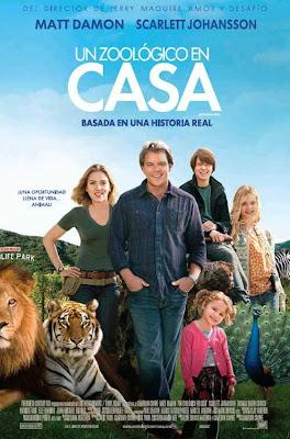 1332006070 225 Un Zoológico en Casa (2012) Español Latino [DVDRip]