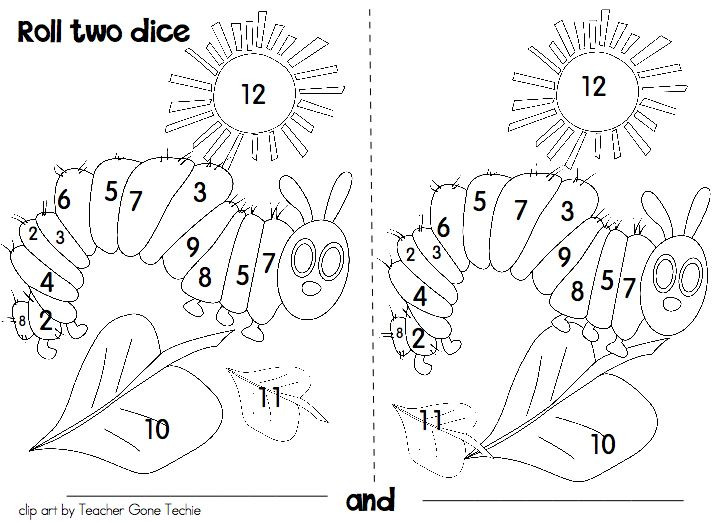 Joyful Learning In Kc The Hungry Caterpillar Math Book Eric Carle Coloring Pages