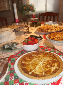 Christmas Morning Buffet - 2010