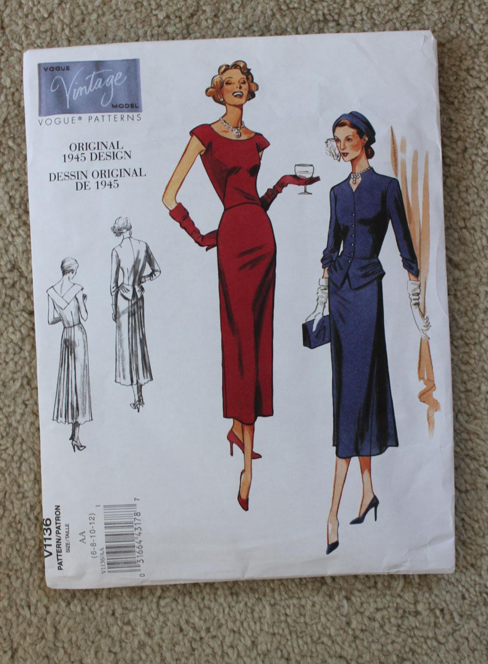 eben Julia: Vogue 1136