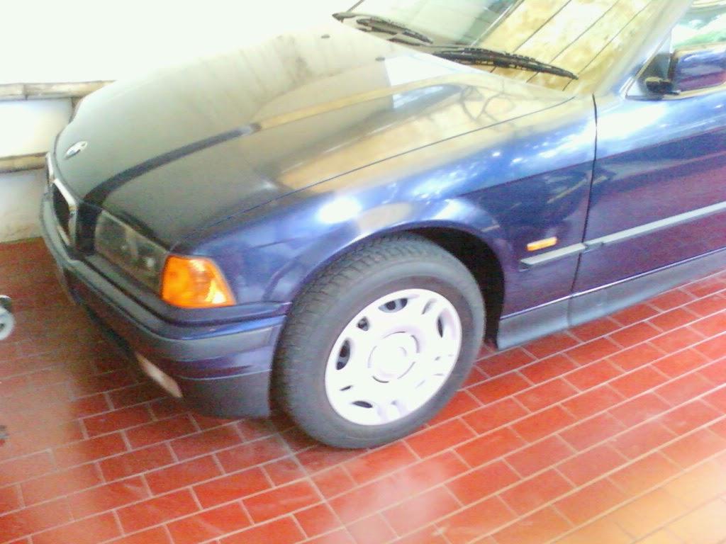 Dijual BMW 318 tahun 1997, Surabaya.