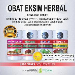 Obat Herbal Eksim Basah Dan Kering