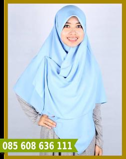hijab segi empat moderen