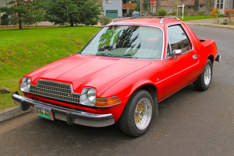 Daily Turismo 5k 1978 Amc Pacer Dl Wagon Riddler