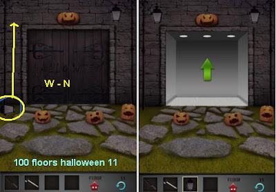100 floors halloween level 11 for 100 floors valentines floor 11