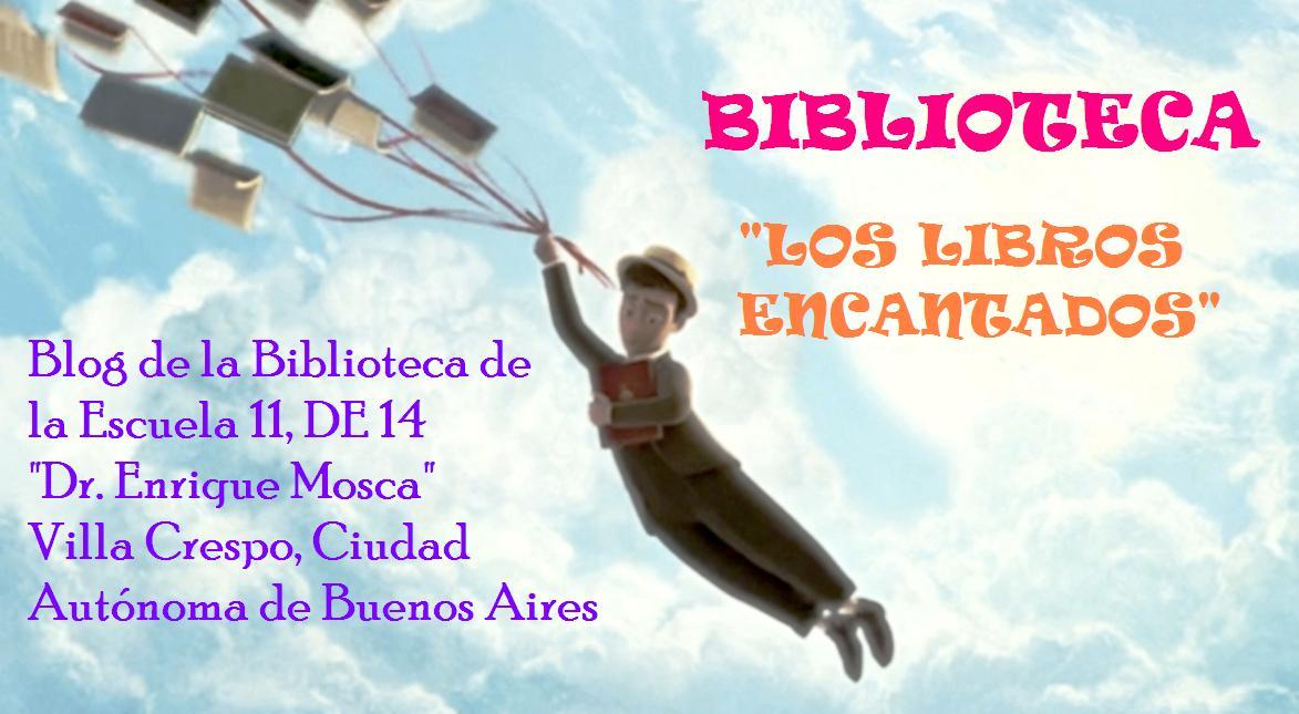 """BIBLIOTECA """"LOS LIBROS ENCANTADOS"""""""