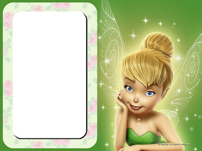 Tinkerbell free printable invitations is it for parties is it for tinkerbell party invitations cards backgrounds or labels stopboris Choice Image