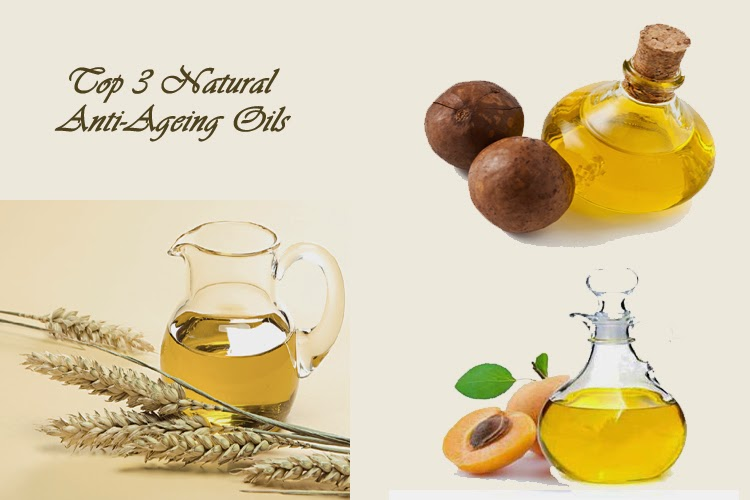 Top 3 Natural Anti-Ageing Oils
