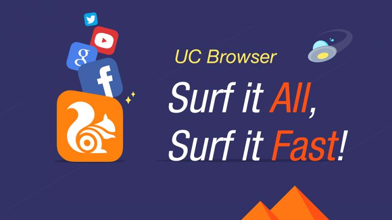 Download UC Browser APK - Unduhan Cepat