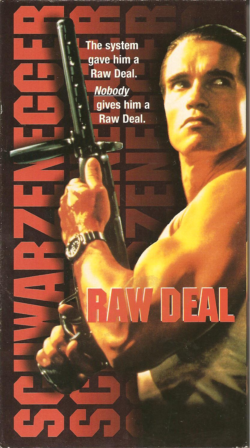 schuster at the movies  raw deal  1986