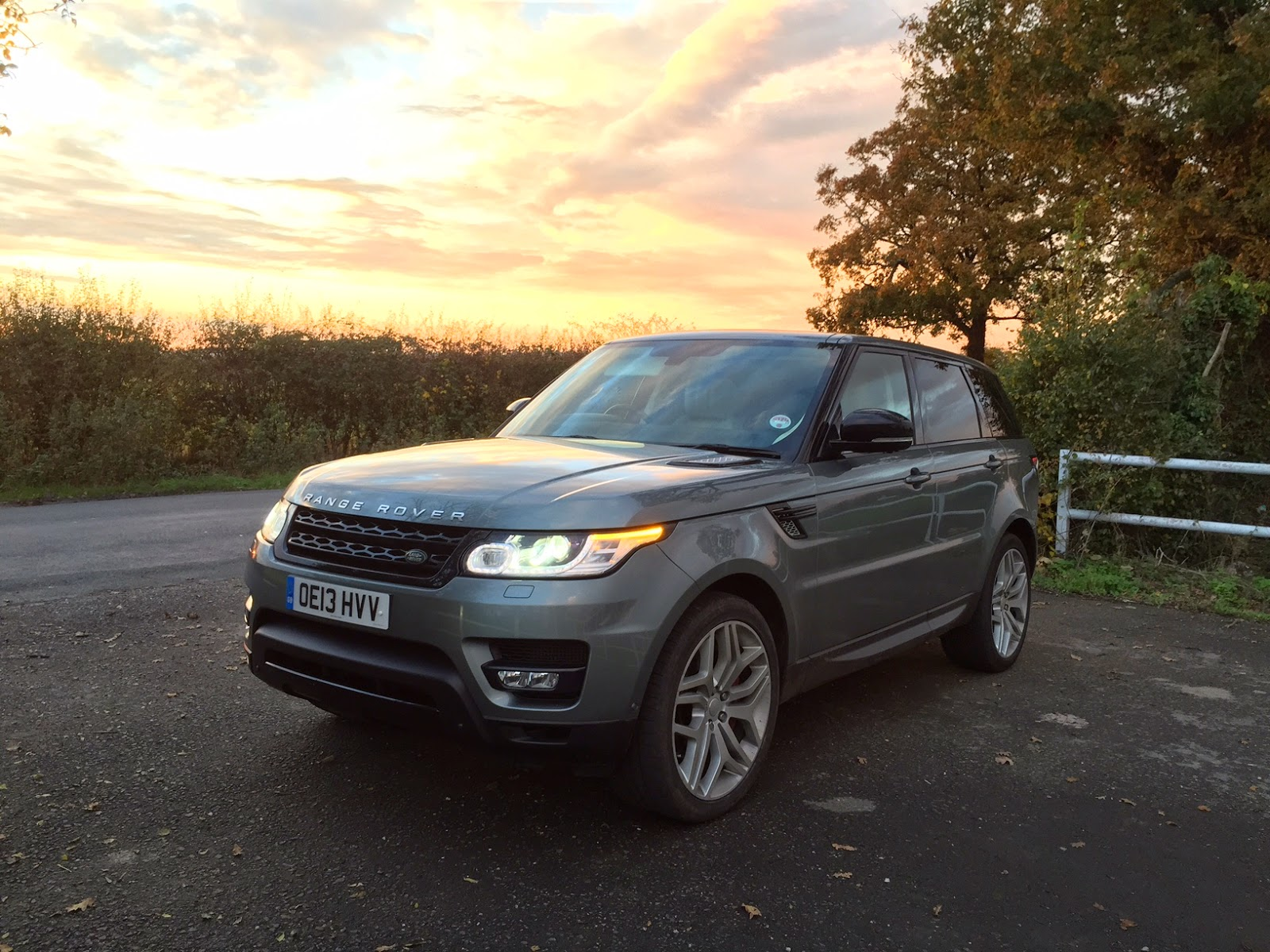 2014 Range Rover Sport SDV6