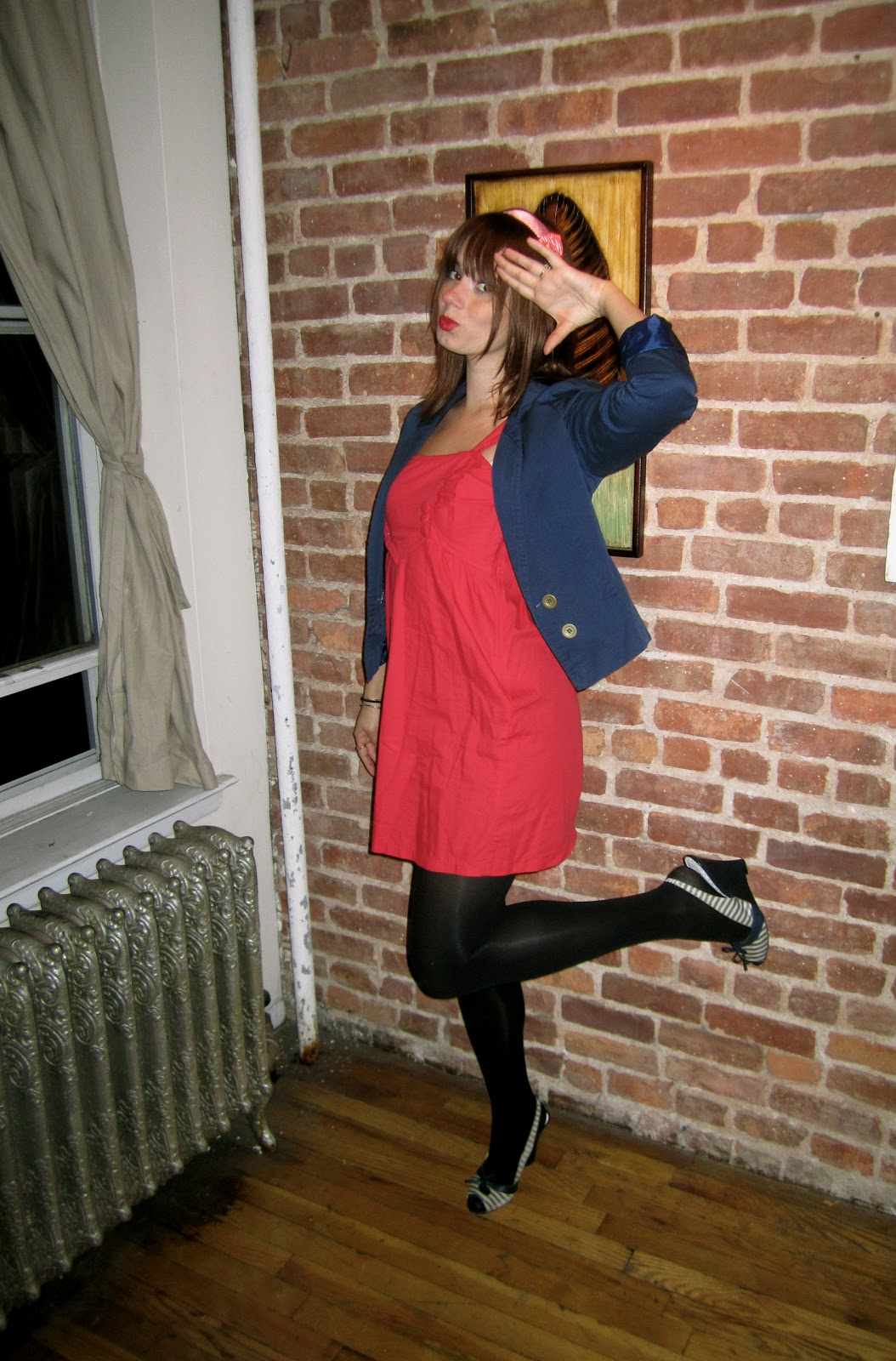 outfit post: work appropriate halloween costume | fashionista new