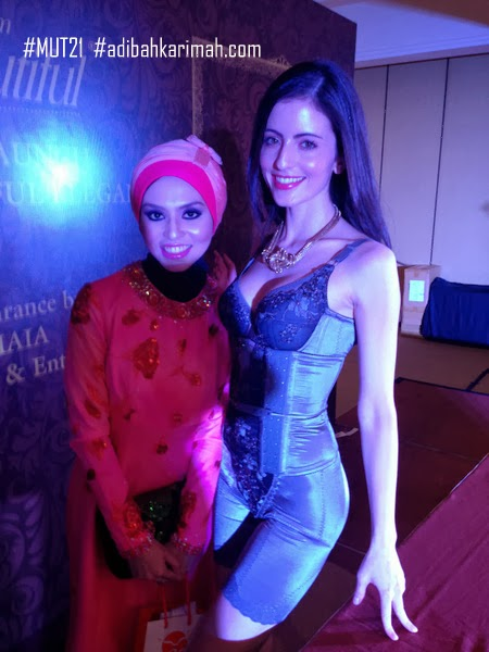 Adibah Karimah at Premium Beautiful Elegance