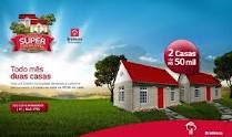 Faça um Crédito Consignado Bradesco e concorra mensalmente a 2 casa no valor de R$ 50 mil cada.