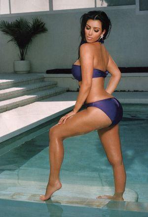 Celebrity Health & Fitness: Kim Kardashian's Photo Gallery