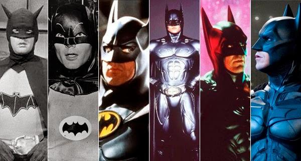 Batman: Evolución cinematográfica y televisiva de 1943 a 2014