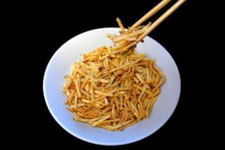 華元 - 新炒麵 - 香蔥