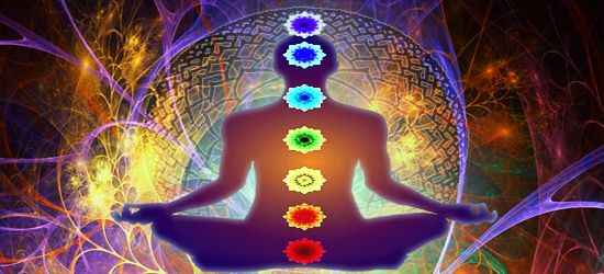 7 Chakras Spiritual Energy Centers Of Man