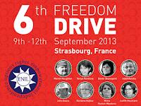 2013 Strasbourg Freedom Drive
