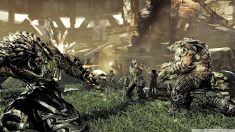 #32 Gears of War Wallpaper