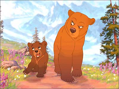 Brother bear!