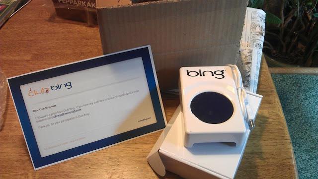 Club Bing USB Warmer / Chiller