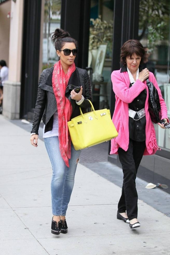 Accessories Fashion Style Kim Kardashian Style Review