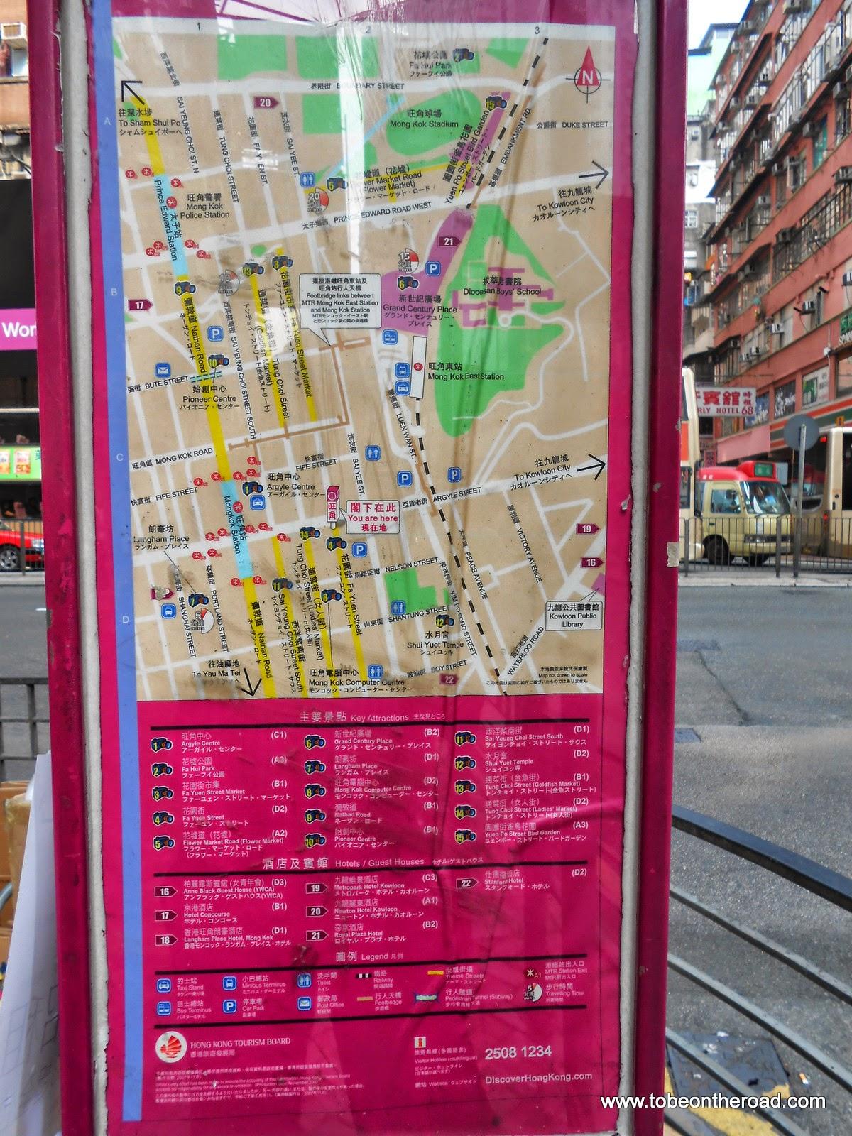Sign Posts,Hongkong,Travel