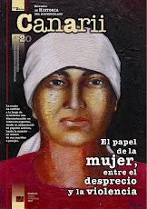 Revista Canarii: El Papel de la mujer entre el desprecio y la violencia .