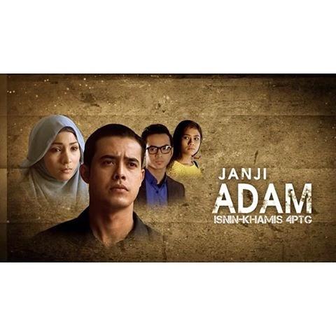 Janji Adam Episod 9