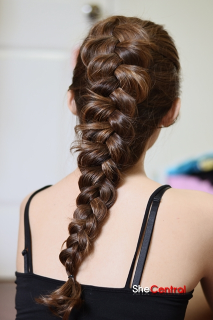 10 Braided Hairstyles for Long Hair – Weddings, Festivals Holiday Hair Ideas