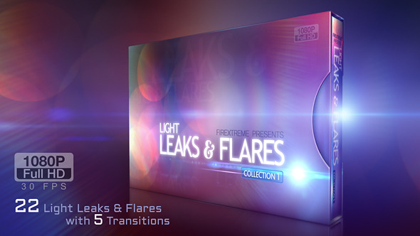 VideoHive Leaks & Flares