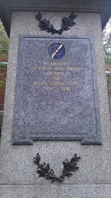 Royal Flying Corp Memorial