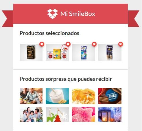 SmileBox de diciembre 2015: mi selección