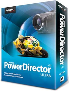 CyberLink PowerDirector 11