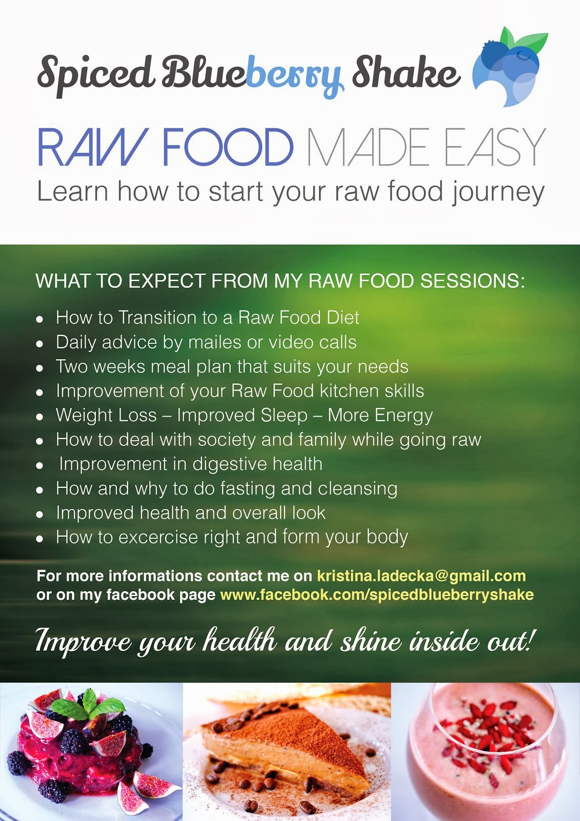 Raw Food Coaching