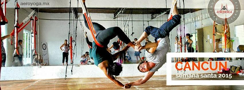 Yoga Aéreo Acrobatico