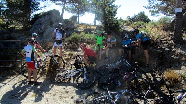 Conquistamos el Cerro Piñonero - AlfonsoyAmigos