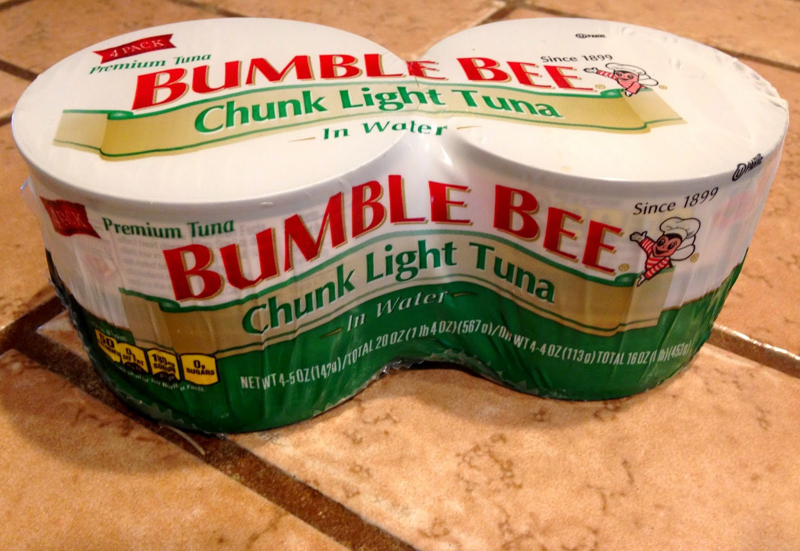 Bumble Bee Chunk Lite Tuna