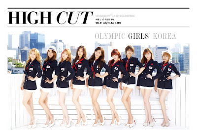 Time magazine selected Korean uniform as one of the best looking uniforms for London Olympics.