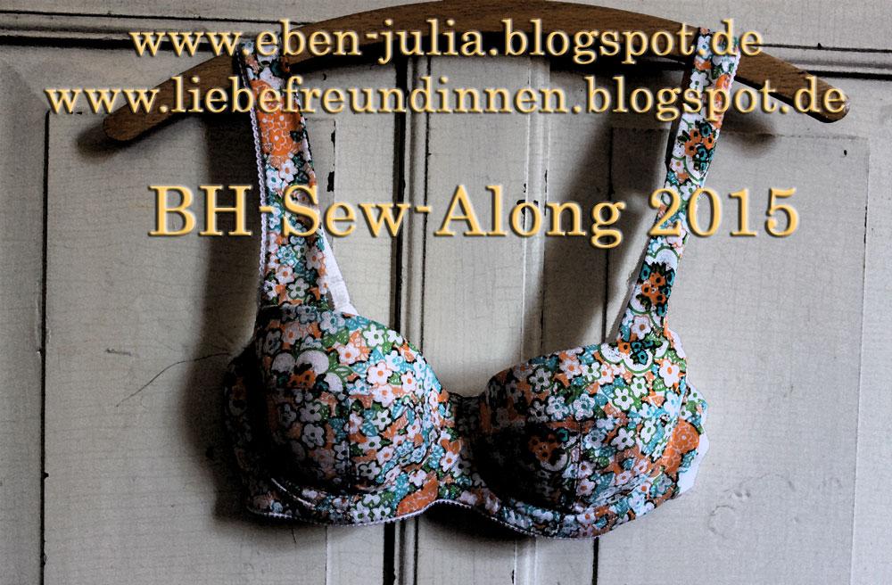 eben Julia: BH-Sew-Along 1. Teil: Inspiration und Planung