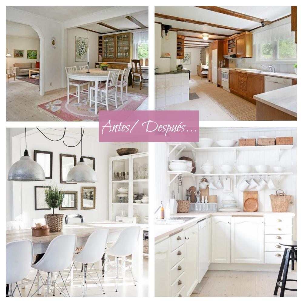 Una pizca de hogar ideas para renovar tu casa con poco for Ideas para renovar tu casa