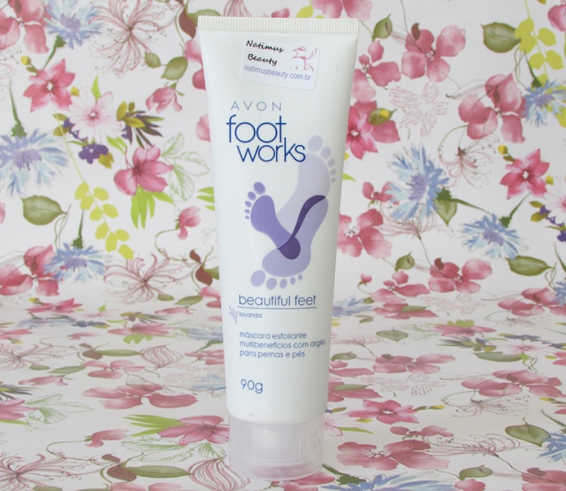 Resenha, Máscara Esfoliante, pernas, pés, Avon, Foot Works