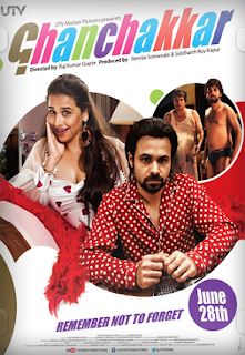 Ghanchakkar (2013) (Audio cleaned) DVDScr XviD 1CDRip [DDR] Watch Full Movie Online