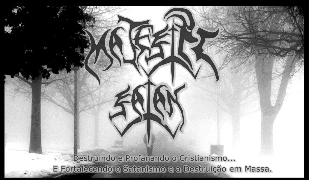 Majestic Satan - Metal Extremo BR*