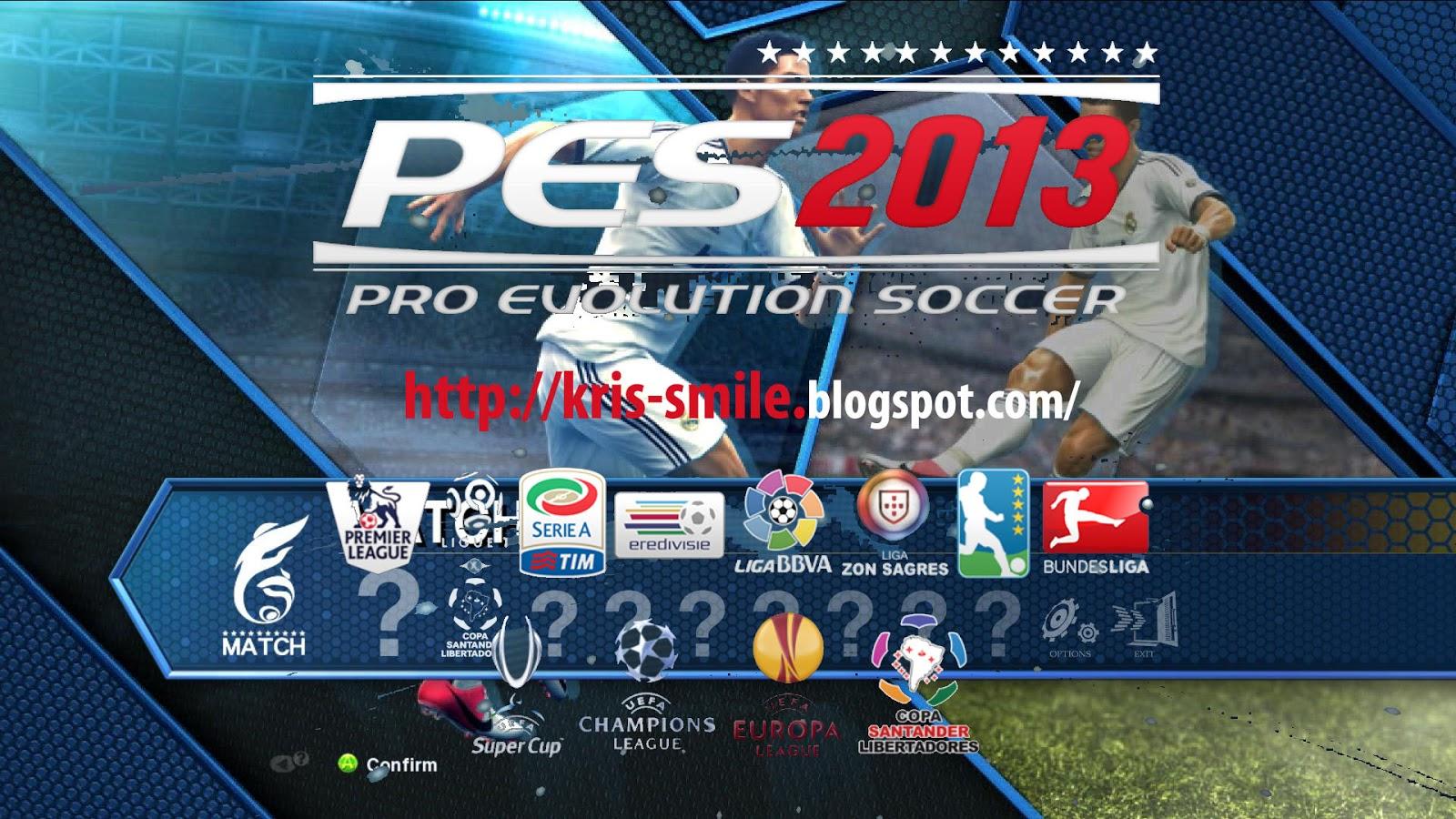 My COMP: Download PES (Pro Evolution Soccer) 2013 ISO File ...