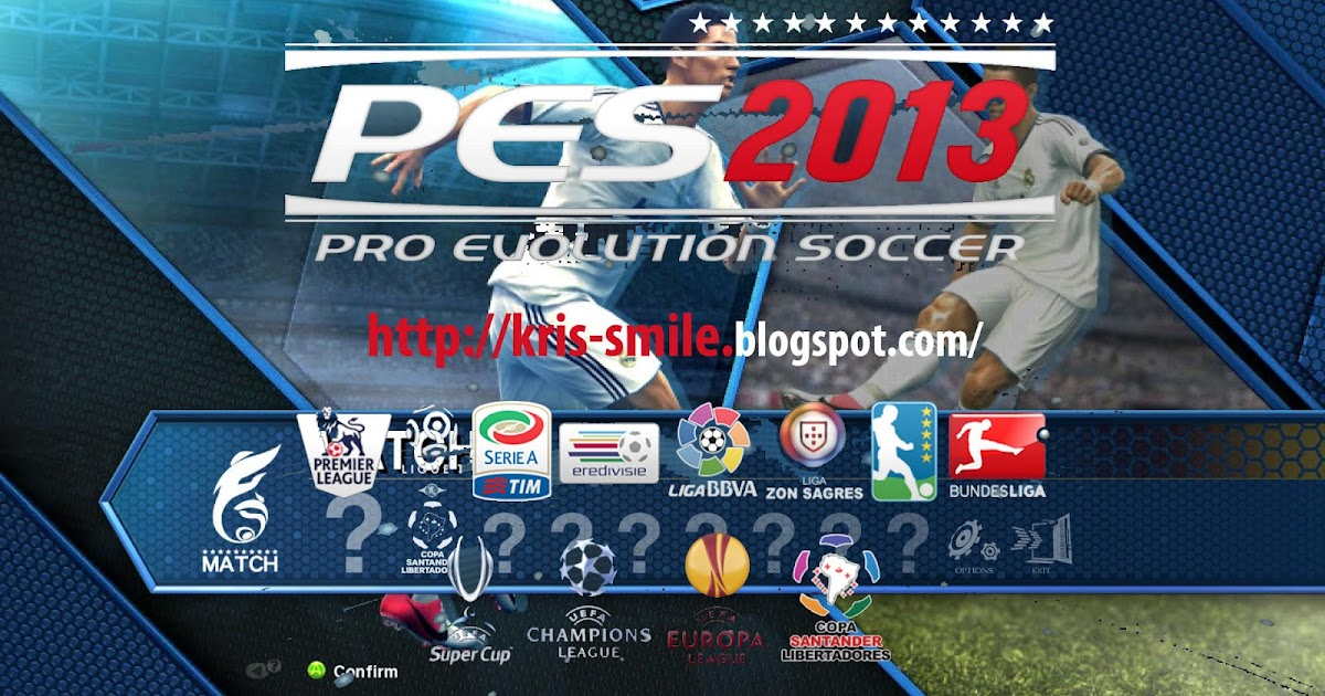 My COMP: Download PES (Pro Evolution Soccer) 2013 ISO File Full ...