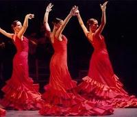 danza, flamenco, passi,