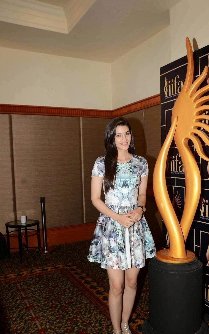 Kriti Sanon and Celebs attend IIFA Voting Weekend Awards
